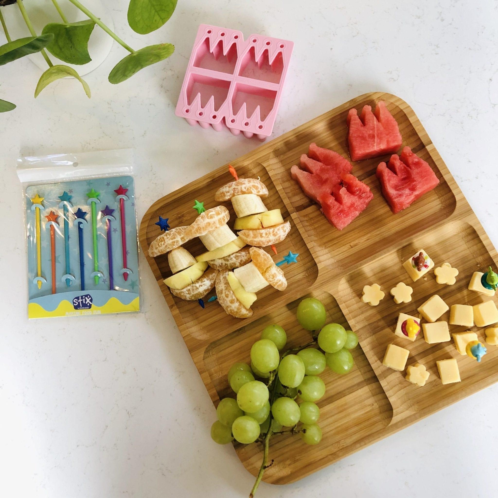 Tip voor een gezonde lunchbox of tussendoortjes