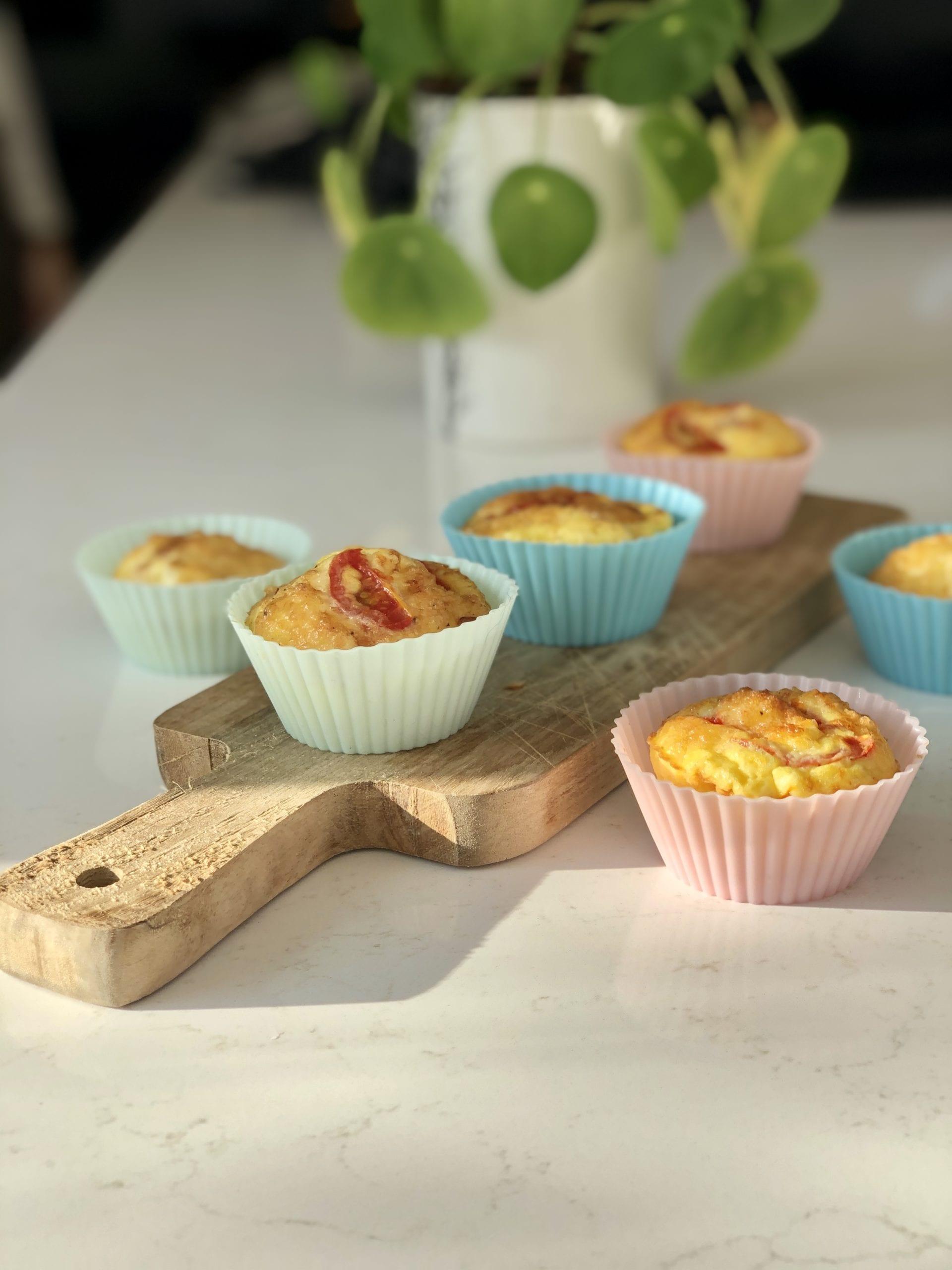 Heerlijke ei-muffins: simpel & lekker