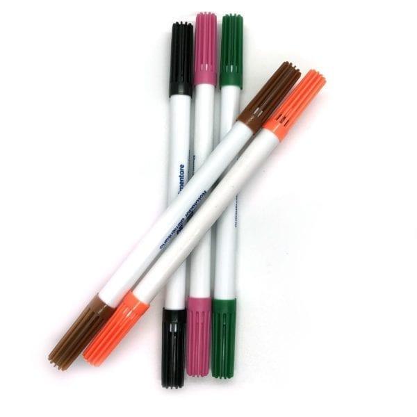Stiften met eetbare inkt