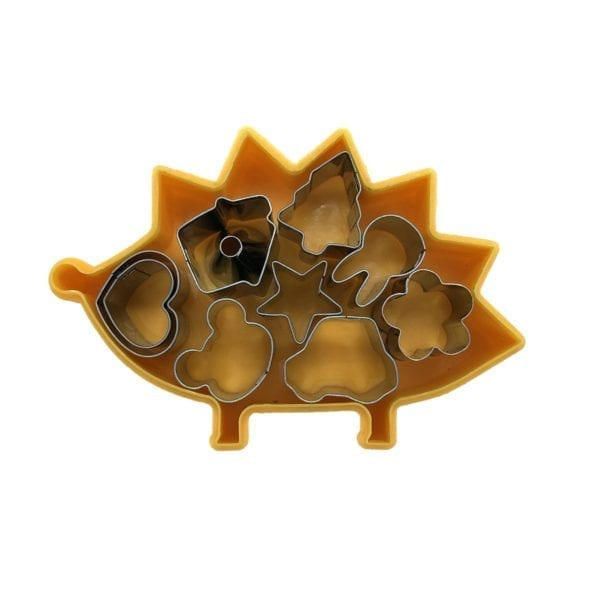 Egel met Mini uitstekertjes