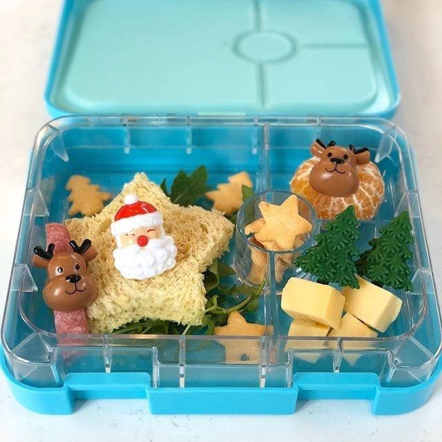 Kerst lunchtrommel