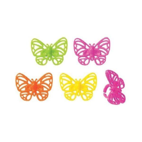 Bento ringen Vlinders