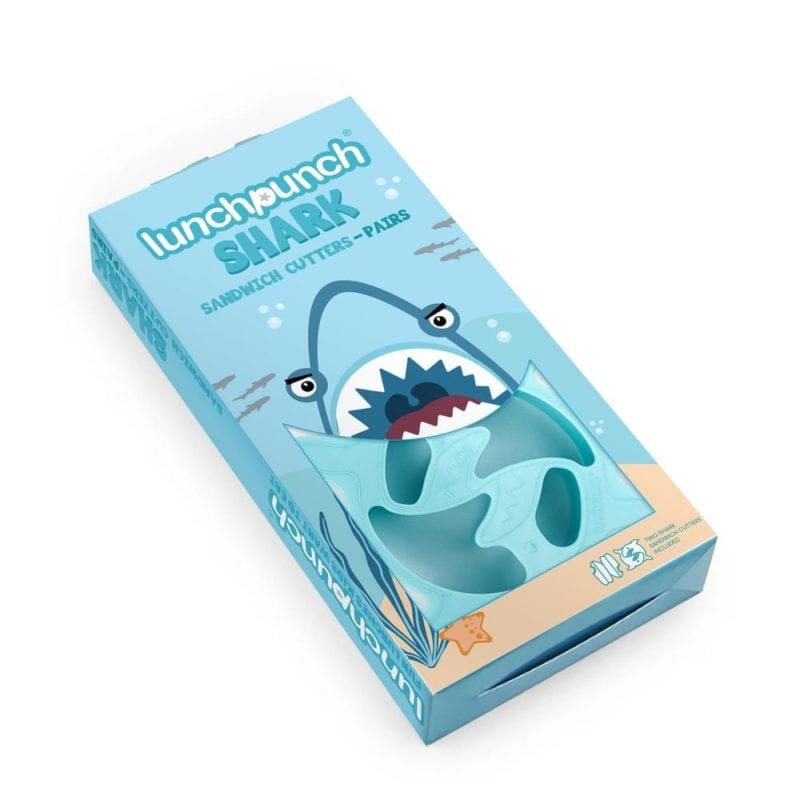 Lunch Punch brooduitsteker Shark – Haai