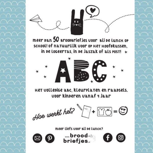 BroodBriefjes ABC