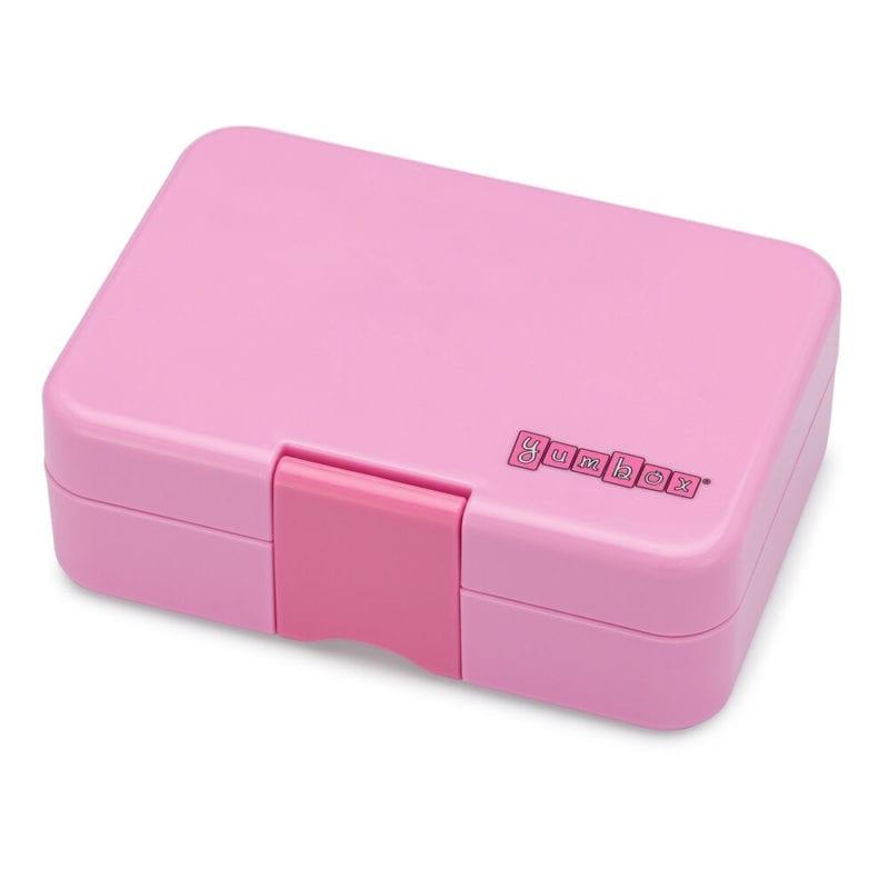Yumbox MiniSnack 3 vaks – Stardusk Roze met Toucan tray