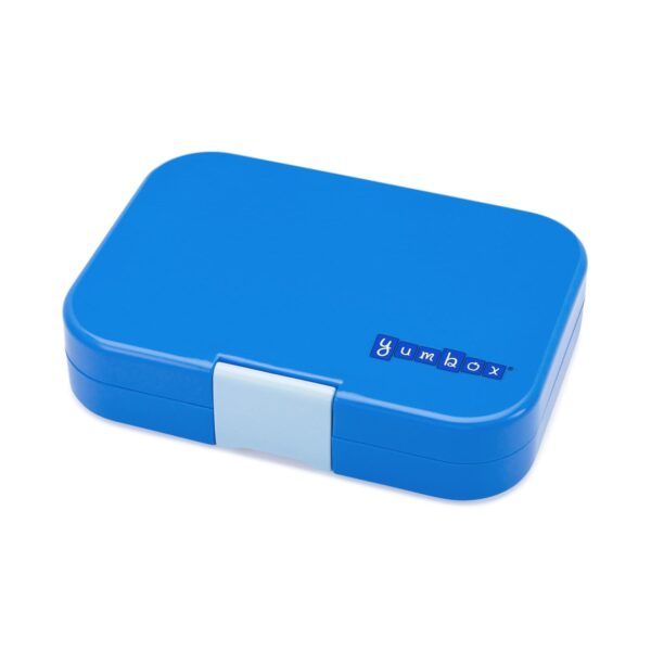 Yumbox Original 6 vaks – Jodphur Blauw met Explore tray