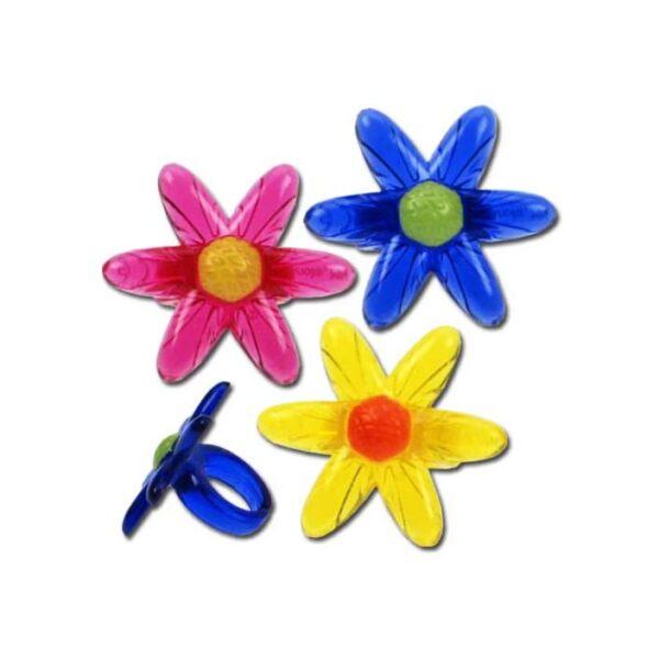 Bento ringen bloemetjes