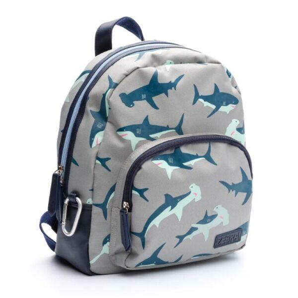 Zebra Rugzak – Wild Shark