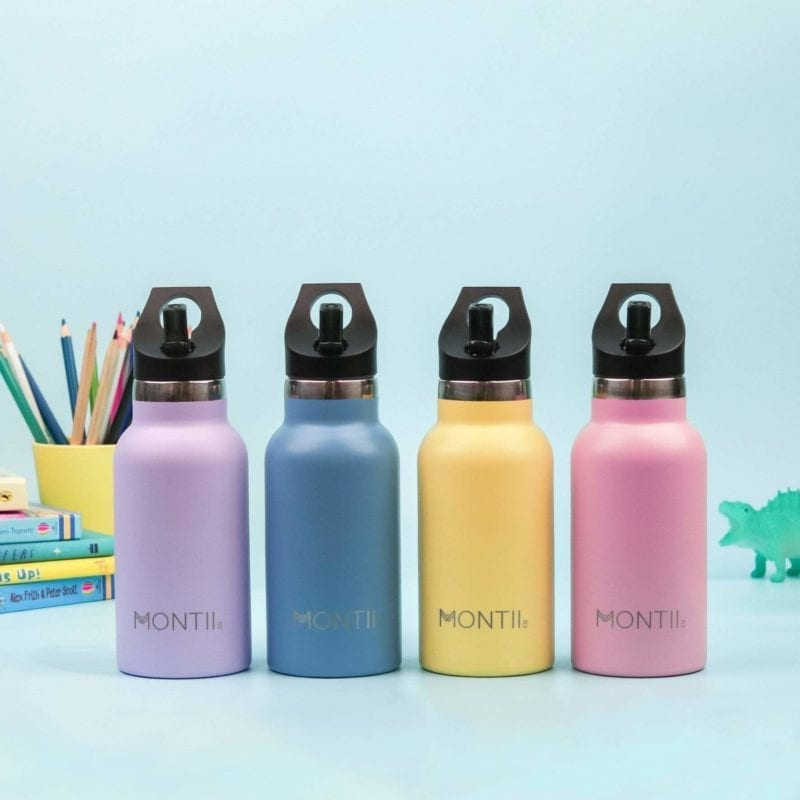 Montii drinkfles – mini bottle pastel