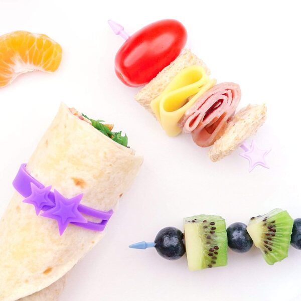 Lunch Punch Wrap bands – Pink