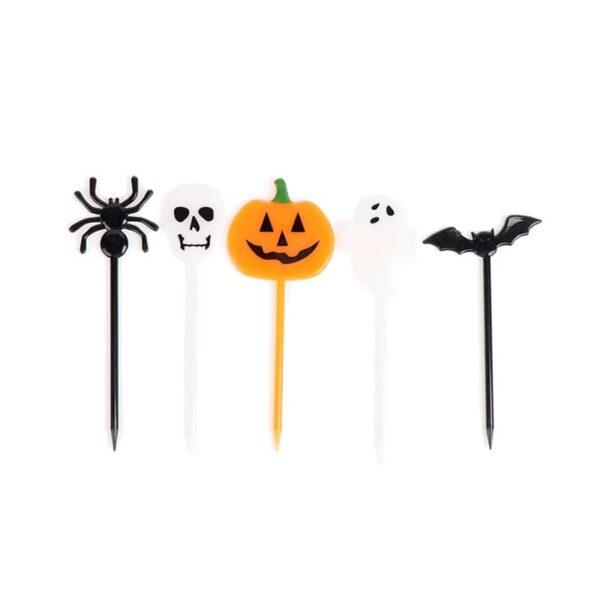 Bento prikkers Halloween