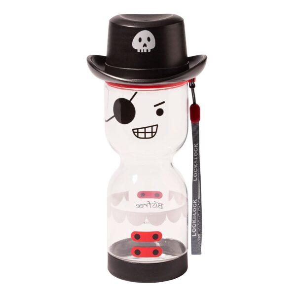 Lock&Lock – Drinkfles Piraat Jack 430 ml