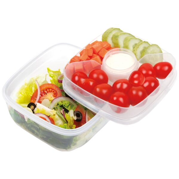 Lock&Lock – Salade lunchbox met tray 950 ml