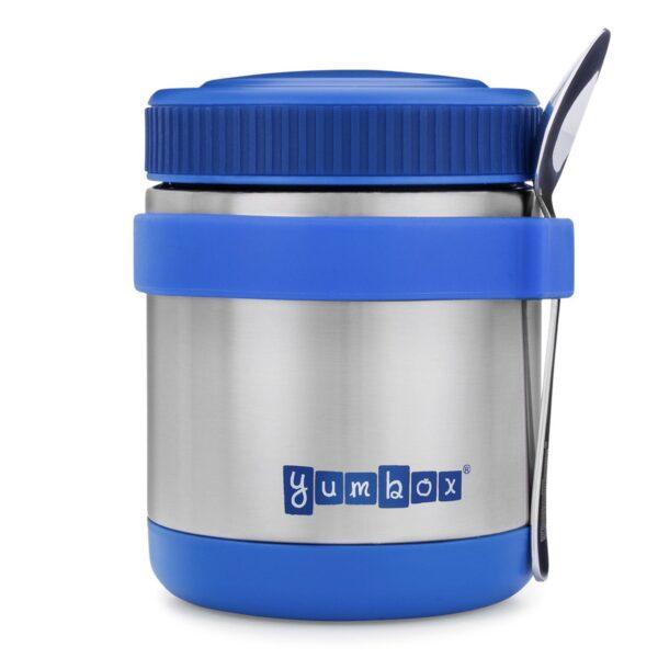 Yumbox Zuppa – Neptune Blauw met lepel