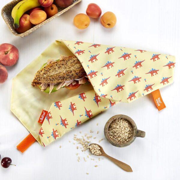 Boc'n'Roll Foodwrap – Dinosaurus