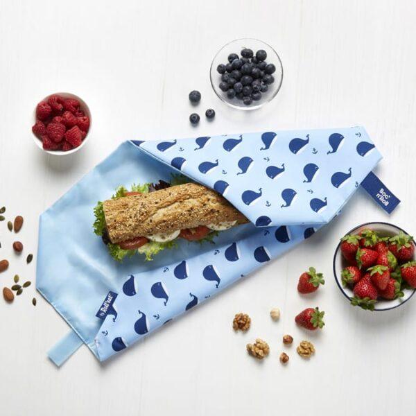 Boc'n'Roll Foodwrap – Walvis
