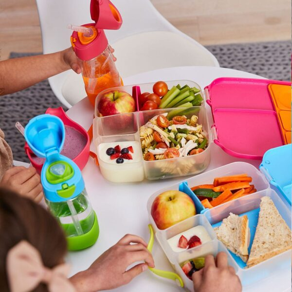 b.box Bento Lunchbox – Strawberry shake