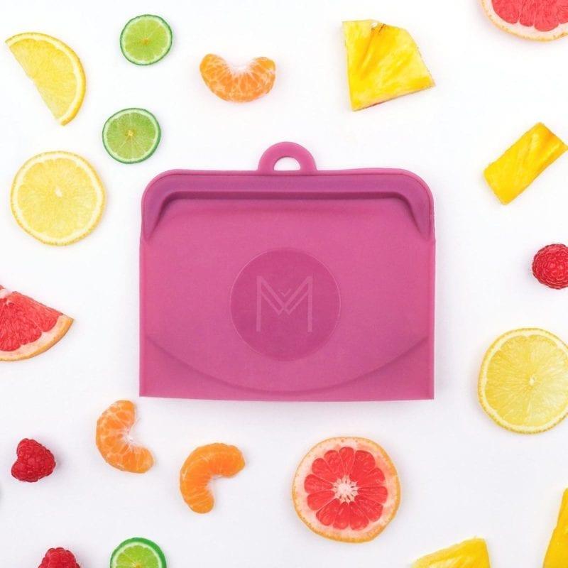 Montii Pack & Snack Bag – Rose