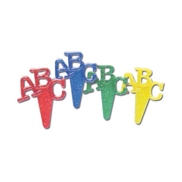 Bento prikkers ABC