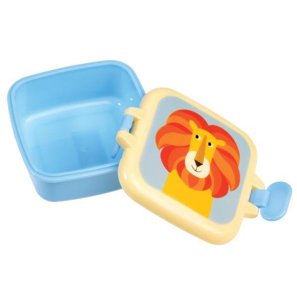 Rex London mini Snackdoosje Charlie the Lion