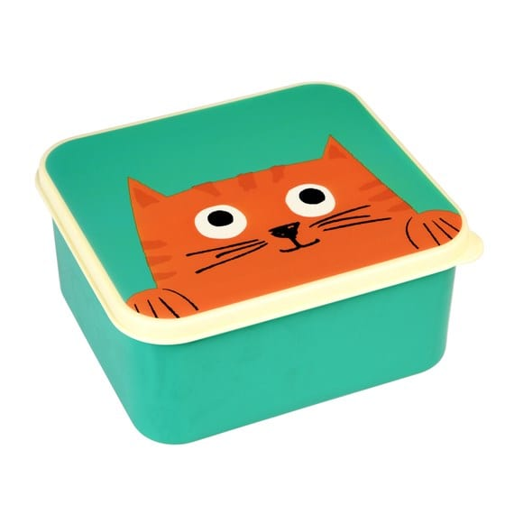Rex London Lunchbox Chester the Cat