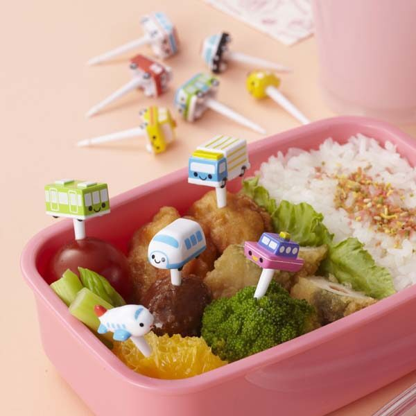 Bento prikkers Little vehicles