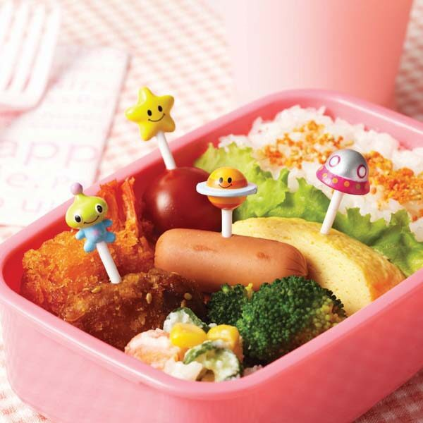 Bento prikkers Space travel