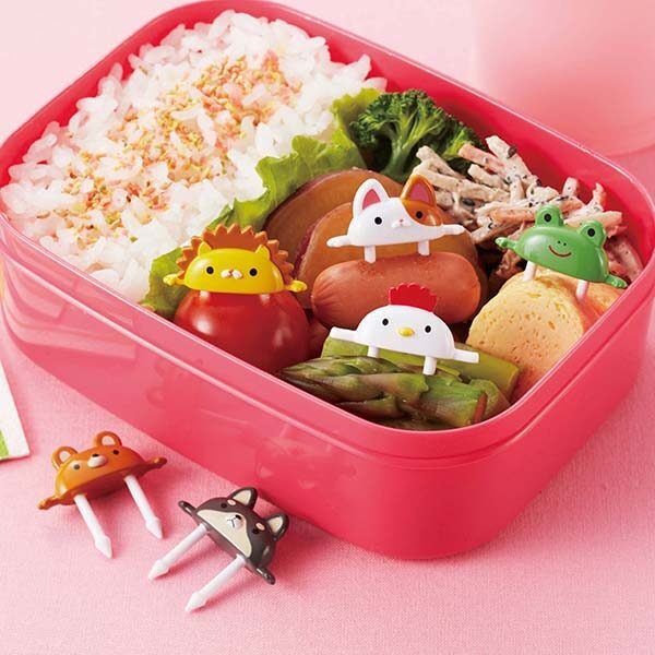 Bento toppers Animals