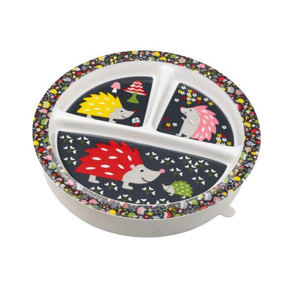 Sugarbooger vakjesbord met zuignap – Hedgehog