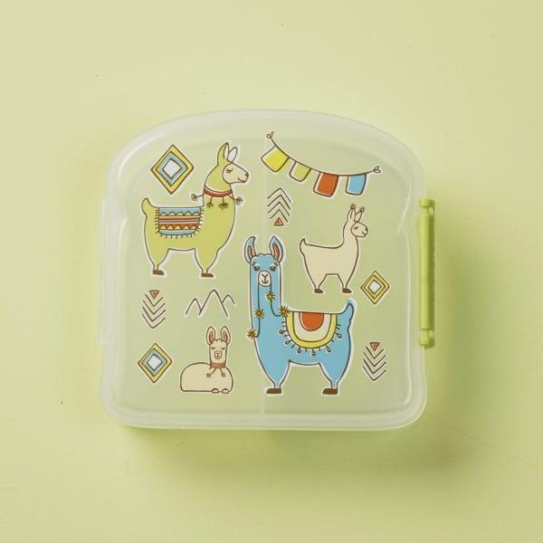 Sugarbooger sandwich box – Mama Llama