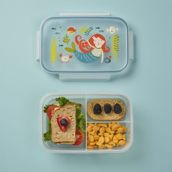 Sugarbooger bento box – Isla the Mermaid