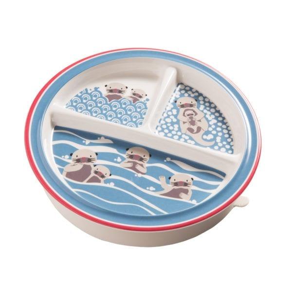 Sugarbooger vakjesbord met zuignap – Baby Otter