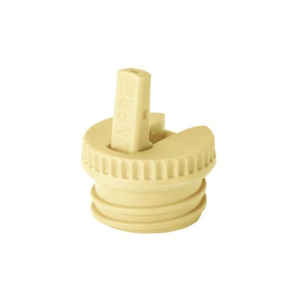 Blafre fliptop drinktuit – light yellow