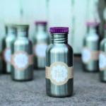 Blafre RVS drinkfles 500ml – light green