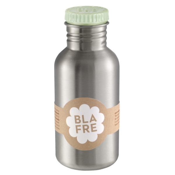 Blafre RVS drinkfles 500ml – light green
