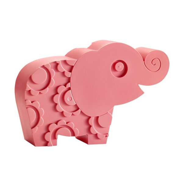 Blafre lunchbox olifant – pink
