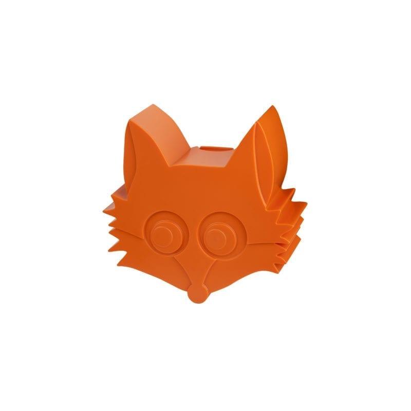 Blafre snackbox vos – orange