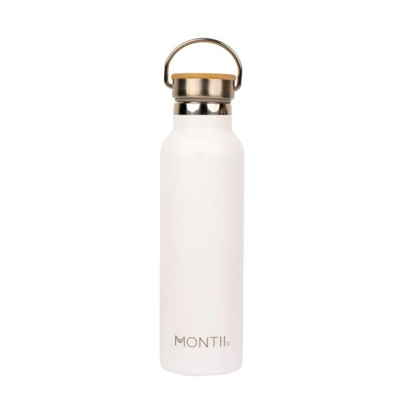 Montii drinkfles – original – White