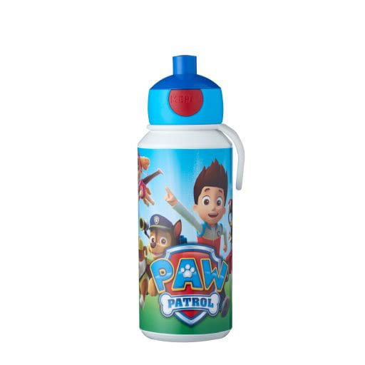 Mepal drinkfles pop-up campus 400 ml – Paw Patrol