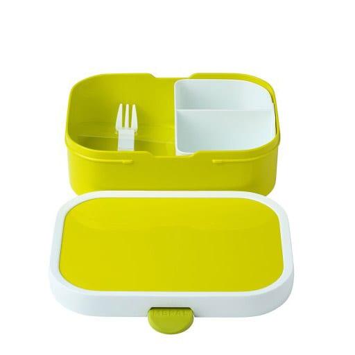 Mepal lunchbox met bentobakje campus – Lime