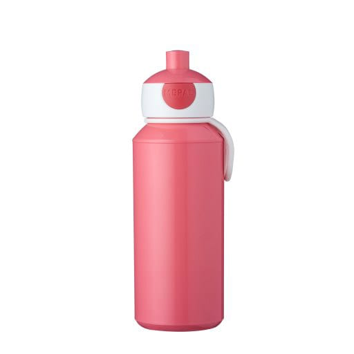 Mepal drinkfles pop-up campus 400 ml – Roze