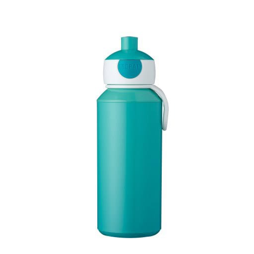Mepal drinkfles pop-up campus 400 ml – Turquoise