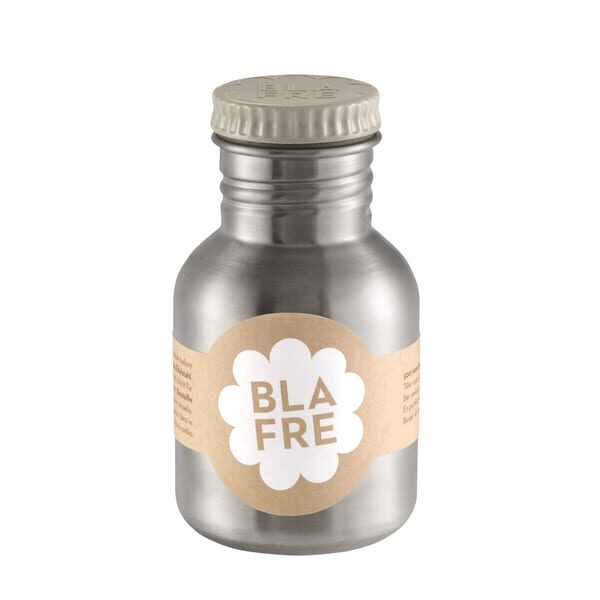 Blafre RVS drinkfles 300ml – grey