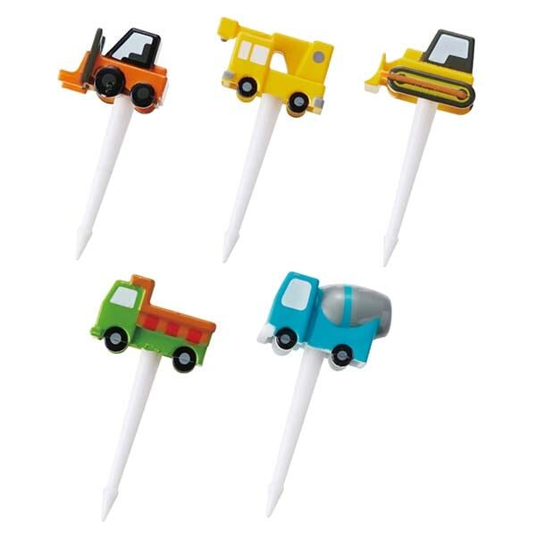 Bento prikkers Little vehicles 2