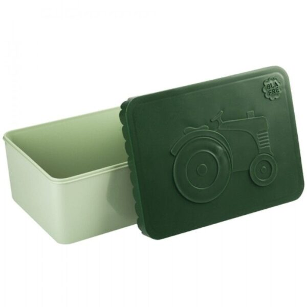 Blafre lunchbox tractor – dark green
