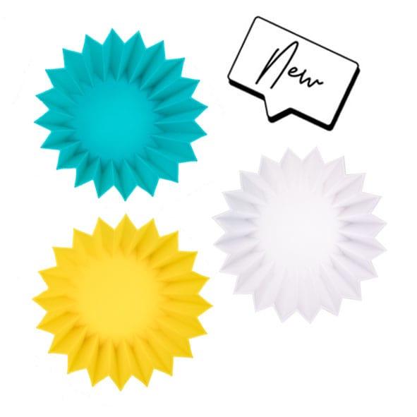 Lunch Punch siliconen vormpjes – geel