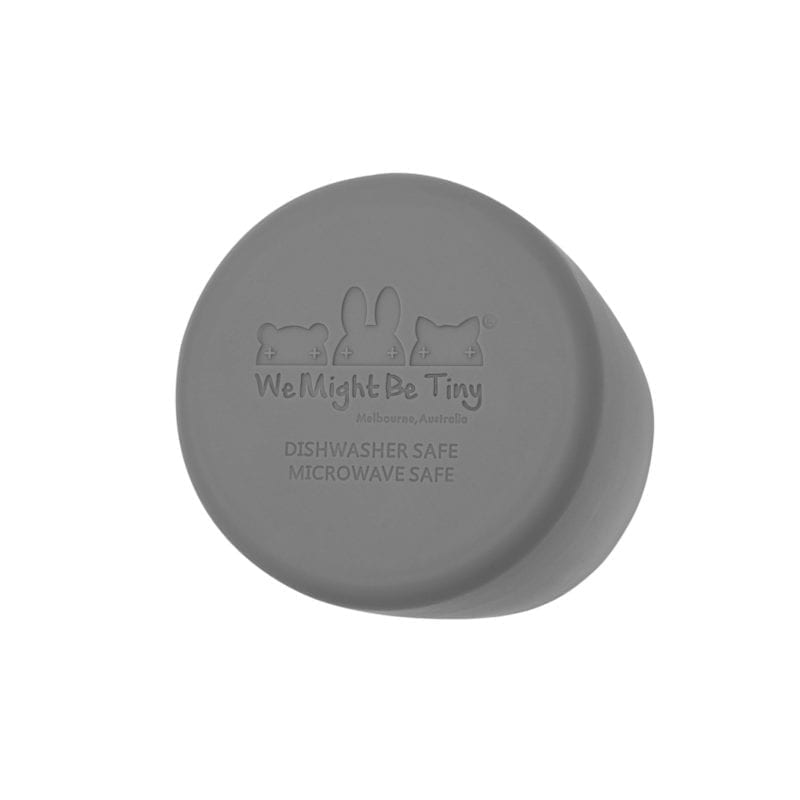 We Might Be Tiny Grip cup – Grey