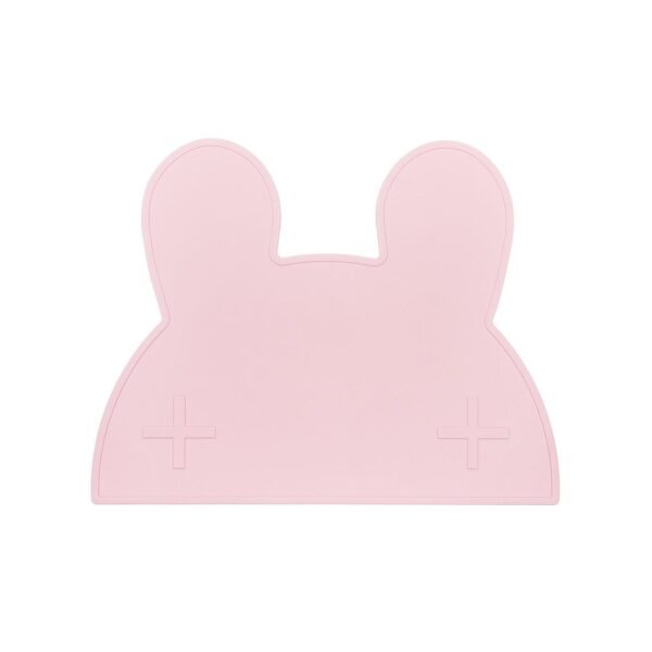 We Might Be Tiny Bunny placie – Powder pink