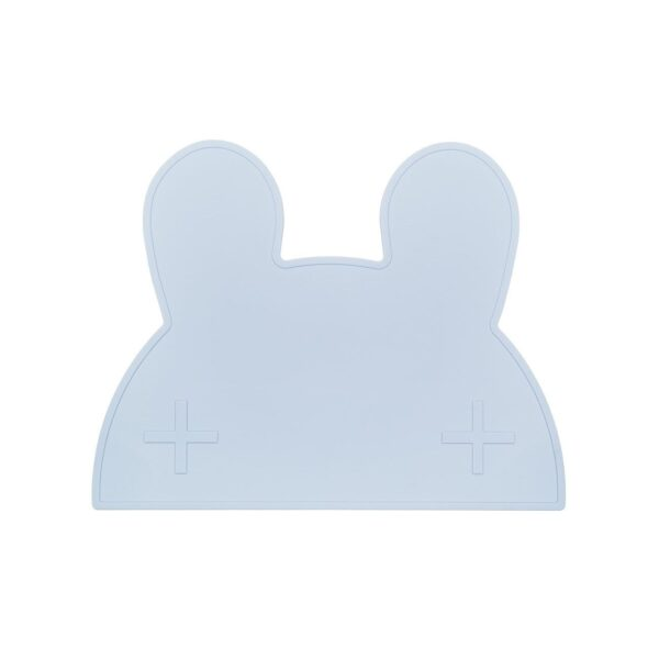 We Might Be Tiny Bunny placie – Powder blue