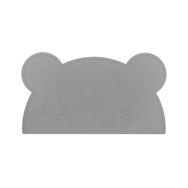 We Might Be Tiny Bear placie – Grey